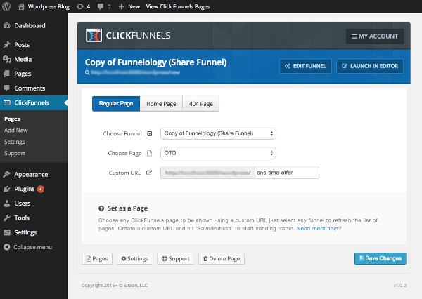 ClickFunnels Wordpress Plugin ClickFunnels Review