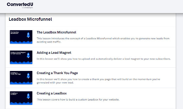 Leadpages Launchpad