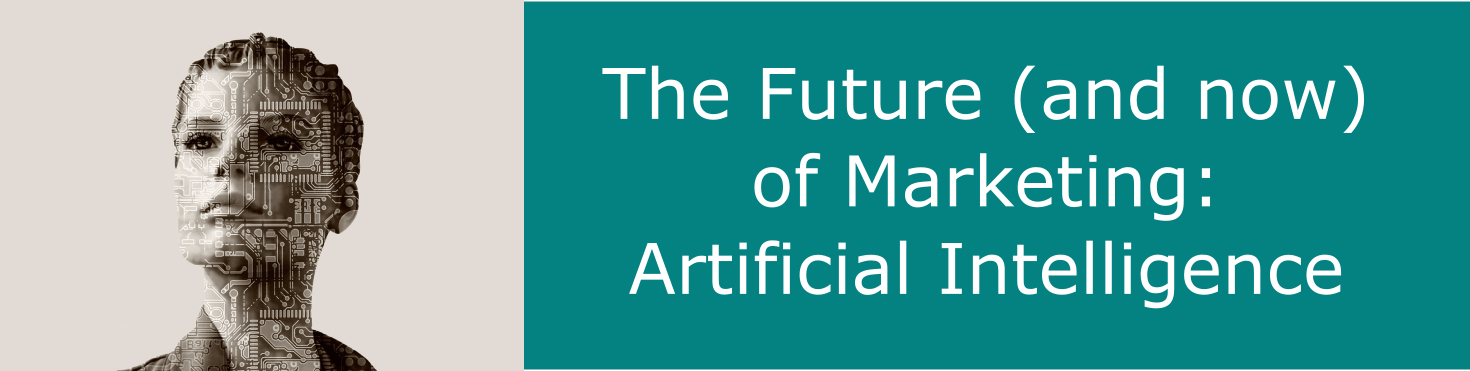 Artificial Intelligence Marketing Banner