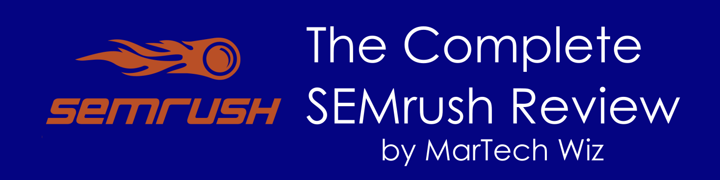 SEMrush review banner