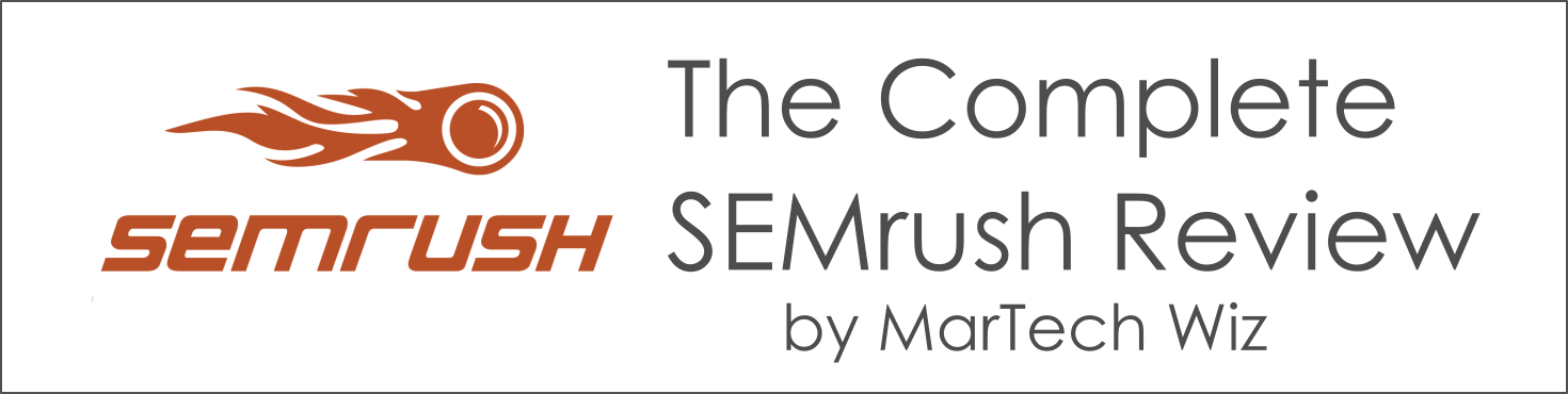 Seo Software Semrush Deal April 2020
